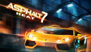 Asphalt 7 heat for iPhone and iPAd