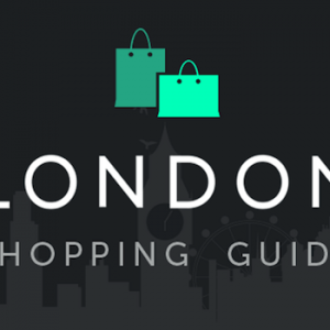 London Shopping App