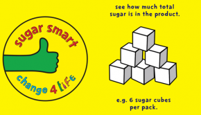 Change4Life Launches Sugar Smart App