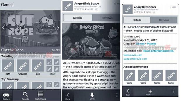 App World BlackBerry 10