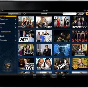 Tivo released for Android tablet