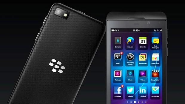BlackBerry 10 essential apps