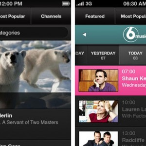 BBC iPlayer - Windows 8
