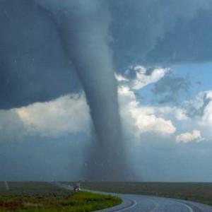 Tornado warning app