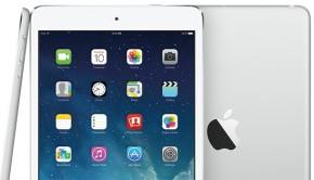 iPad mini iOS7