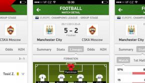 Know the Score App