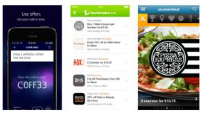 The Three Best Voucher Apps