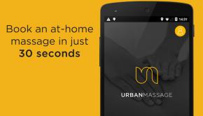Urban Massage App